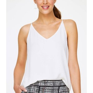 LOFT OutletExtra 15% off 3+ Tops & SweatersV-Neck Cami