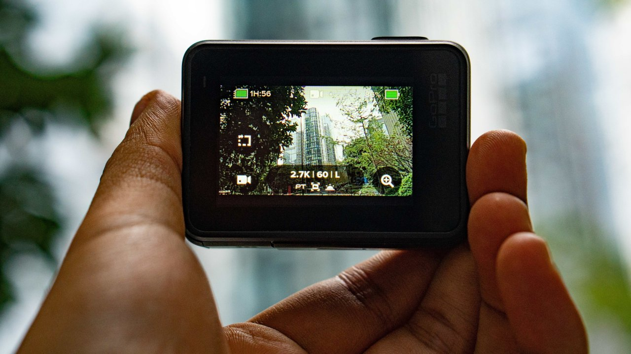 GoPro Hero 7 Black入坑详测,目前最好的运动相机,没有之一