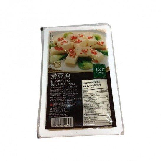 T&T 滑豆腐