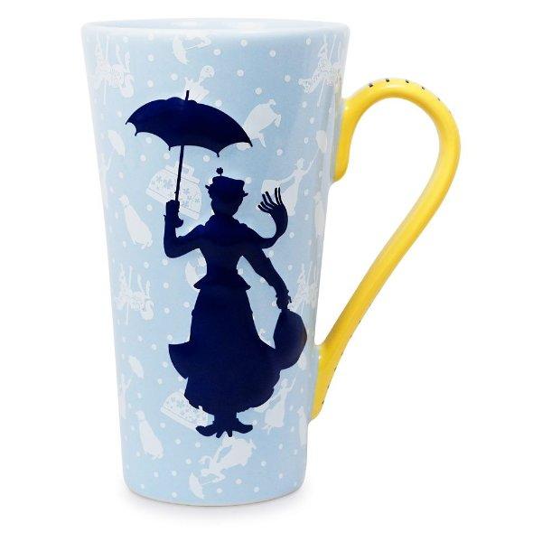 Mary Poppins 拿铁杯