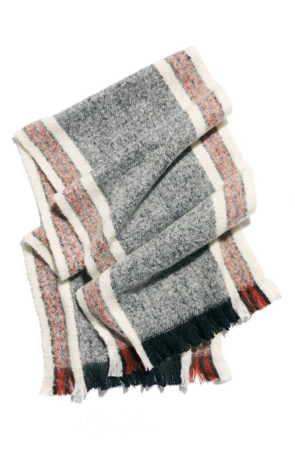 Brushed Racer 围巾