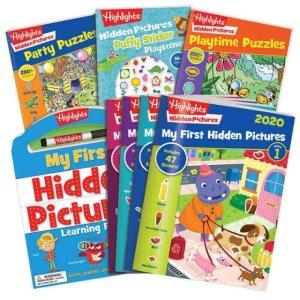HighlightsMy First Hidden Pictures Gift Set | Highlights for Children
