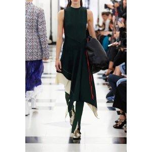 Victoria BeckhamColour Block Midi Dress