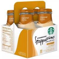 Starbucks 焦糖星冰乐 9.5 fl oz 4瓶