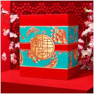 Lookfantastic含奥伦纳素+香缇卡+Elemis等超多大牌中国新年礼盒