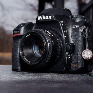 8折起Nikon 单反相机专场 Z 50 Vlog相机立减$388