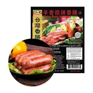 台湾辛香微辣香肠