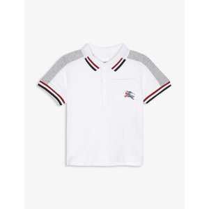 Burberry polo 衫