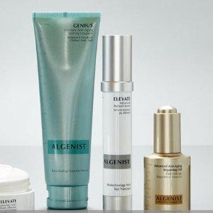 低至3.5折Algenist Skin Care 护肤系列产品特价热卖