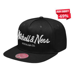 精致复古 可直邮中国Mitchell & Ness 棒球帽全场3.1折热卖 均一价€9.99 超多配色选择