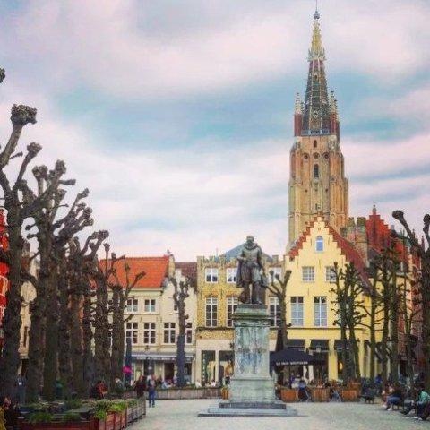 跟着电影去旅行 | 《杀手没有假期》比利时中世纪童话之城 | 令人向往的布鲁日
