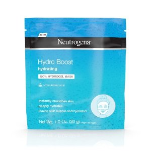 Neutrogena Moisturizing Hydro Boost Hydrating Face Mask - 1oz : Target