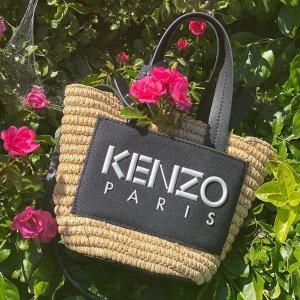 低至4折 €91收虎头T恤KENZO 精选专场闪促 收虎头、眼睛logo单品