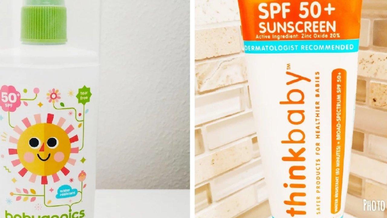这两款婴幼儿防晒产品,你选对了么?