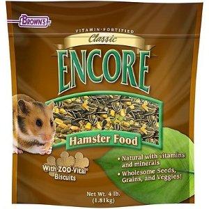 Brown's Encore Hamster Food @ Chewy