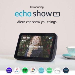 Echo Show 8 HD 8