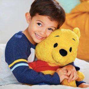 DisneyWinnie the Pooh 重力玩偶,自重3磅