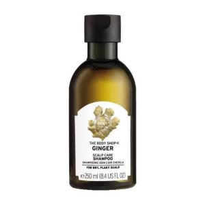 Ginger Shampoo | Shampoo for Dry Scalp | The Body Shop®
