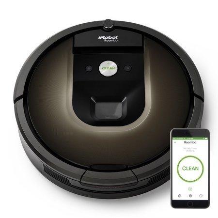 Roomba 980 wifi版 扫地机器人