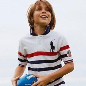 Up to 70% Off + Extra 40% OffEnding Soon: Ralph Lauren Kids Items Sale
