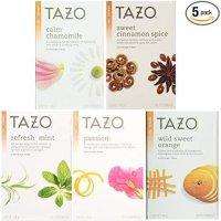 TAZO 茶包 5种口味 100袋装