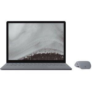 $799 (原价$999)Surface Laptop 2 触屏本 (i5, 8GB, 128GB)