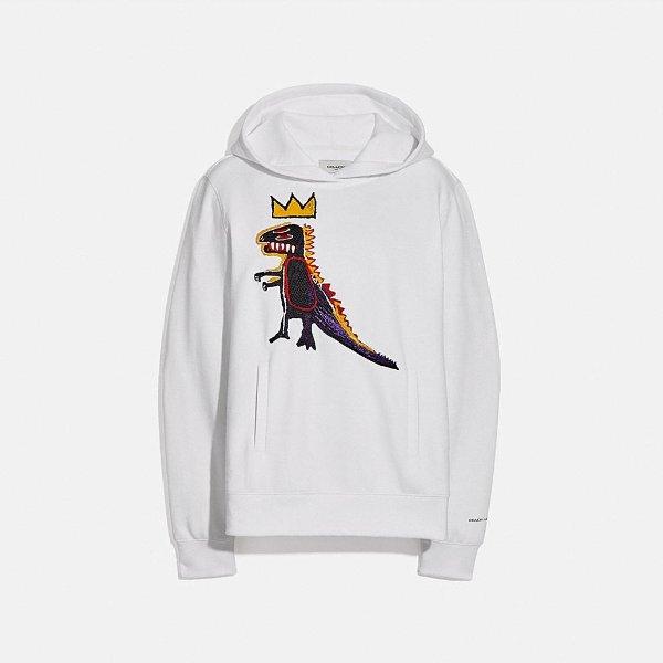X Jean-Michel Basquiat 卫衣
