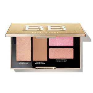 Bobbi BrownTake It To Glow Highlight and Bronzing Powder Palette