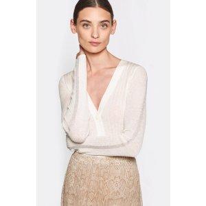 JoieBrinleigh Wool & Silk Cardigan