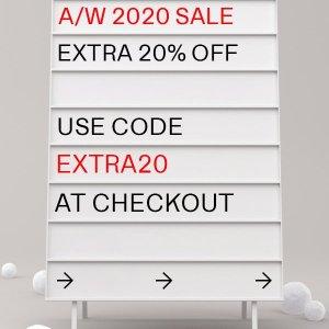 2.4折起 £8收极简T恤折扣升级:Arket 冬季大促最后清仓!多款针织毛衣、风衣外套等参与