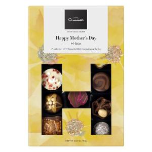 封面款£7.5入 复活节系列满额减£20Hotel Chocolat 母亲节热促 经典H礼盒好价