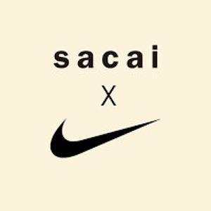 一律 $720Sacai x Nike 2020秋冬联名系列羽绒服 多色可选