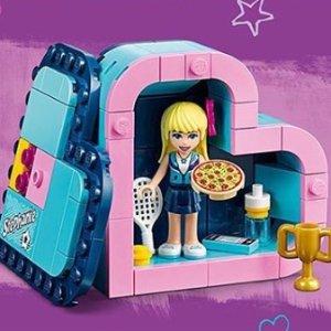 8折 低至$3.19起 网红钻戒盒子$7.99最后一天:Lego 小玩具大创意 十刀以下哄娃神器了解一下