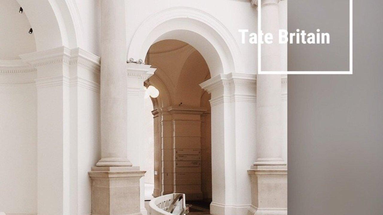 伦敦美术馆之 — Tate Britain