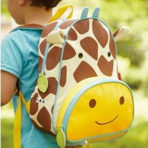 8折,多款可选Skip Hop 儿童双肩背包、保温午餐包、餐具 全场特惠