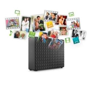 黑五同价¥1131Seagate Expansion 桌面外置硬盘 10TB