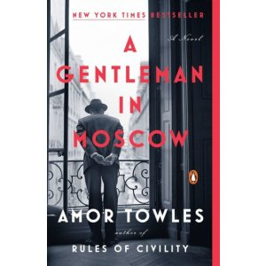 Buy 1 Get 1 50% OffA Gentleman in Moscow|Paperback