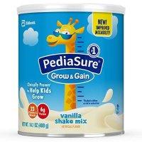 PediaSure Grow & Gain 雅培小安素助成长香草味营养乳饮 400克/罐, 6 罐