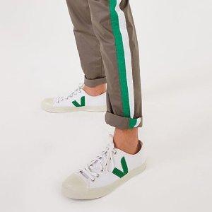 7折 巴黎V字风Veja 法国新晋街头潮鞋折扣热卖 收明星们都爱的小白鞋
