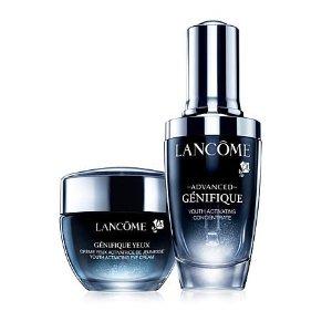 Lancome小黑瓶系列套装