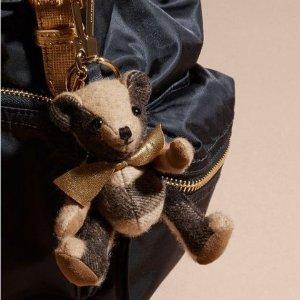 变相8折起 £200收logo款Burberry 配饰专区 小熊羊绒挂  比官网低的定价 送礼超适合