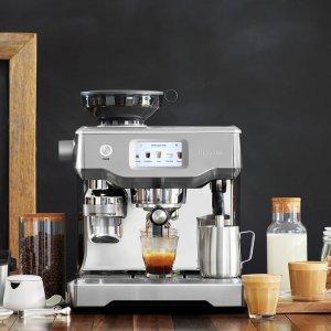 低至5折 咖啡机直降$600Breville 厨房小家电专场大促 提升生活幸福感