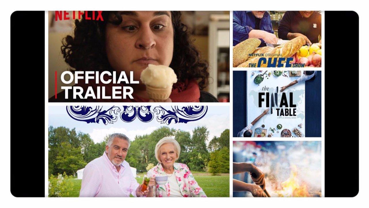 Netflix好剧+美食节目推荐 | 下饭必备的美食节目推荐与草单