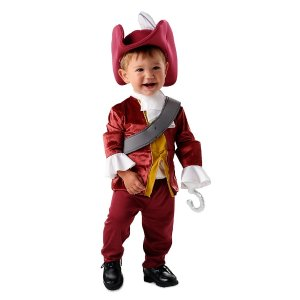 Disney胡克船长 婴儿服饰