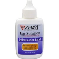 Zymox 宠物耳朵清洁剂