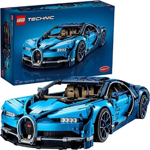 ® Technic™ - Bugatti Chiron 42083