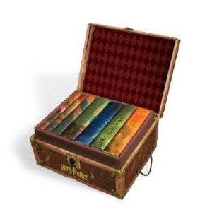 $98.96Harry Potter Hard Cover Boxed Set