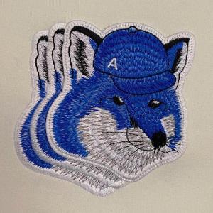 7.5折 $69收小狐狸打坐TeeMaison Kitsune 时髦又可爱的小狐狸
