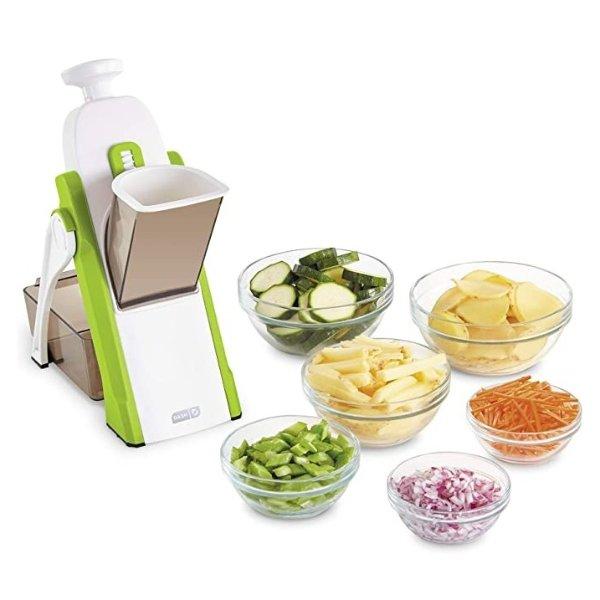 蔬菜切片器 绿色
