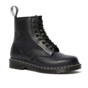 Dr Martens1460 白线8孔马丁靴